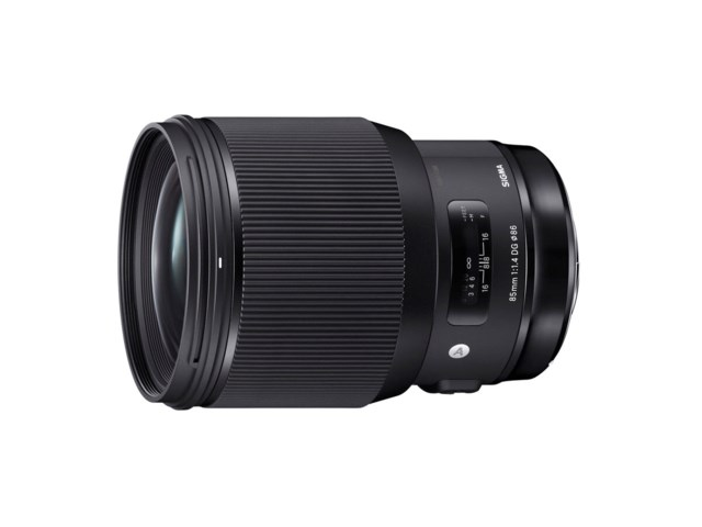 Sigma 85mm f/1,4 DG HSM Art Nikon