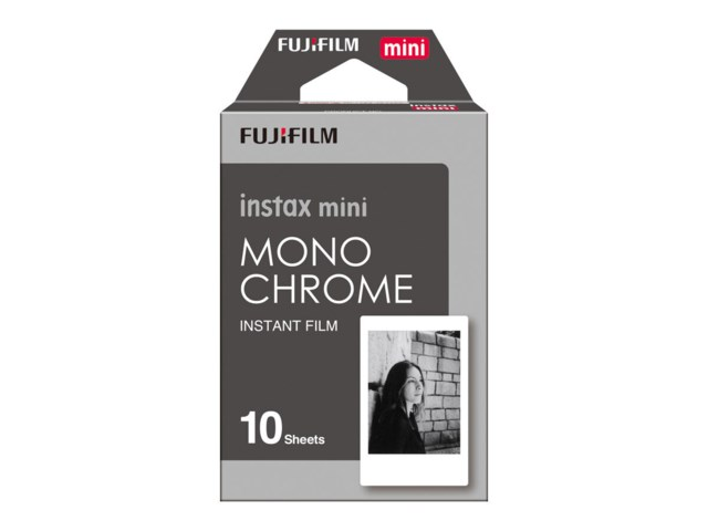 Fujifilm Film Instax mini monochrome WW1