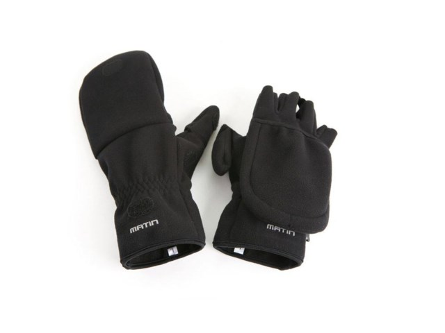Matin Multi Shooting Glove XL musta