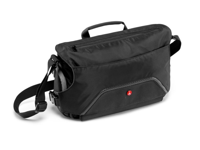 Manfrotto Kameralaukku Advanced Messenger Pixi musta