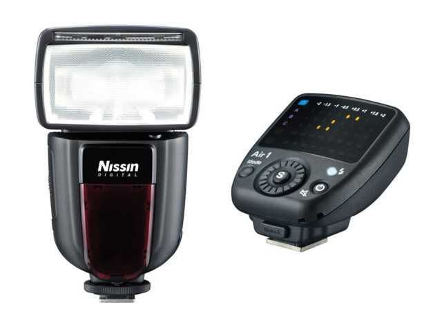 Nissin Salama Di700A + Commander Air 1 / Oly/Pan
