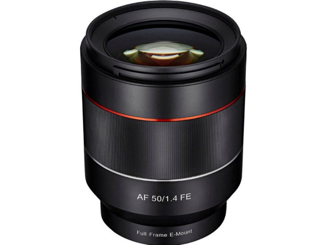 Samyang AF 50mm f/1,4 AS IF UMC / Sony FE