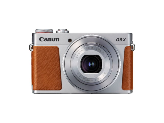 Canon PowerShot G9 X Mark II hopea