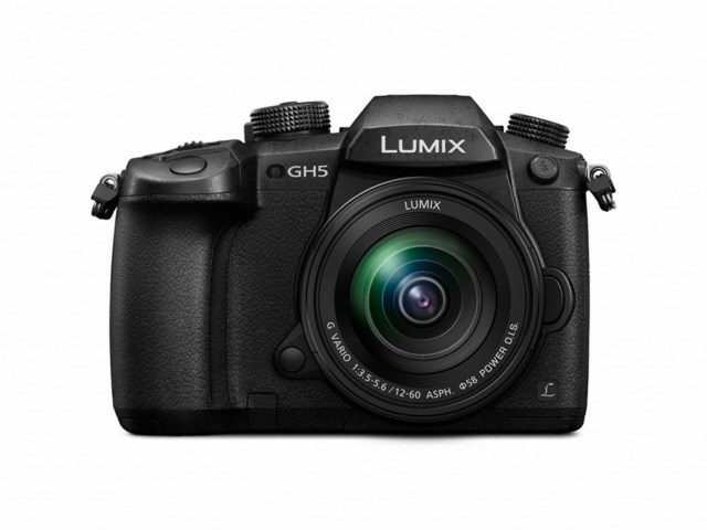 Panasonic Lumix DC-GH5 + Lumix G Vario 12-60mm