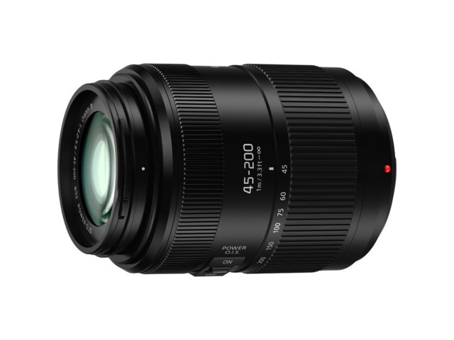 Panasonic Lumix G Vario 45-200mm f/4,0-5,6 II OIS