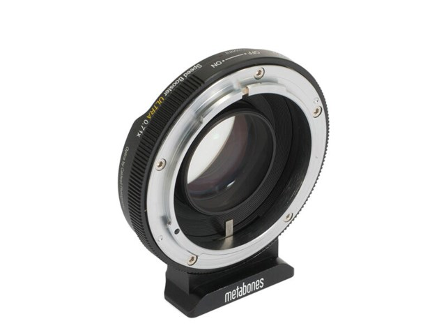 Metabones Canon FD till Micro 4/3 Speed Booster Ultra 0,71x