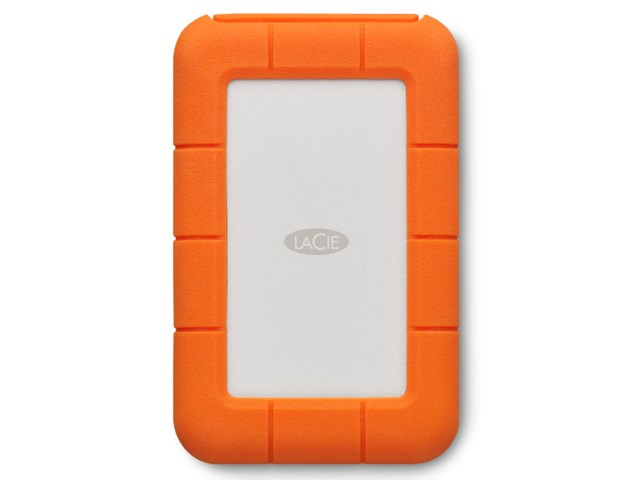 "LaCie Rugged Thunderbolt 5TB portabel 2.5"" USB-C 3.1"