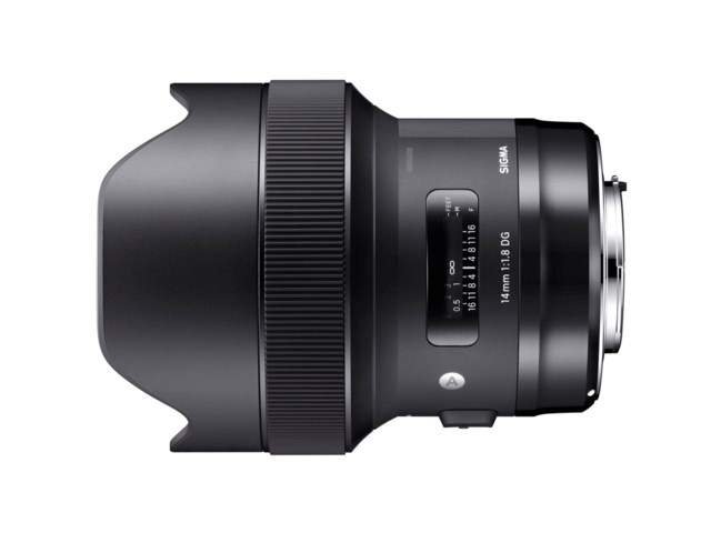 Sigma 14mm f/1,8 DG HSM Art Canon