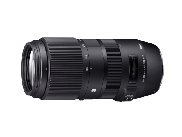 Sigma 100-400mm f/5-6,3 DG OS HSM Contemporary till Sigma