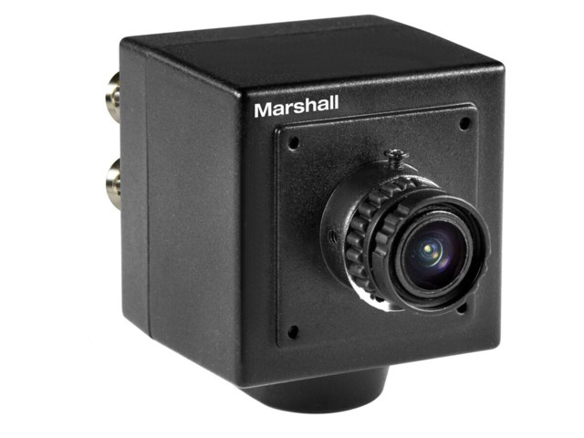 Marshall CV502-MB Mini Broadcast POV Camera