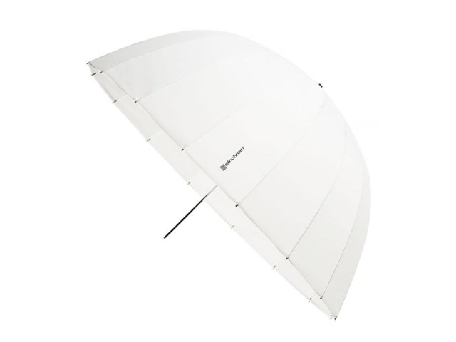 Elinchrom Paraply Deep transparent 125 cm