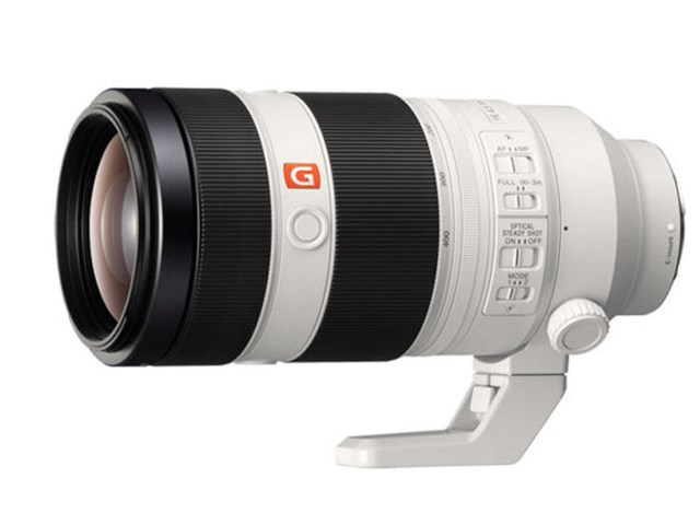 Sony FE 100-400mm f/4,5-5,6 GM OSS