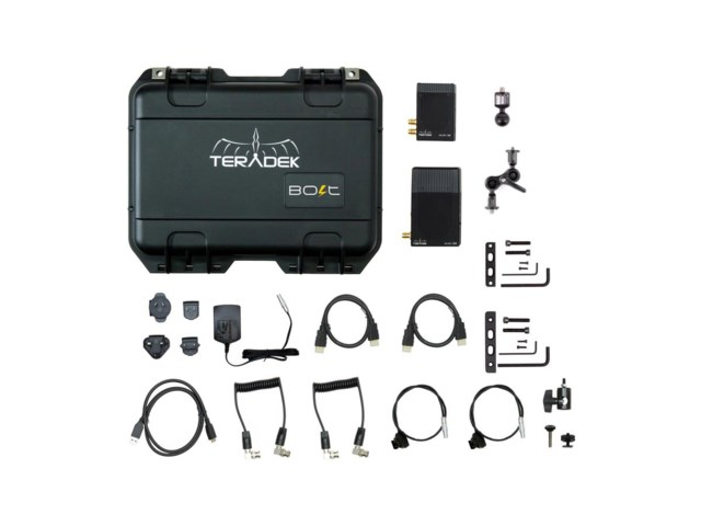 Teradek Bolt 500 Deluxe kit SDI/HDMI/wireless video