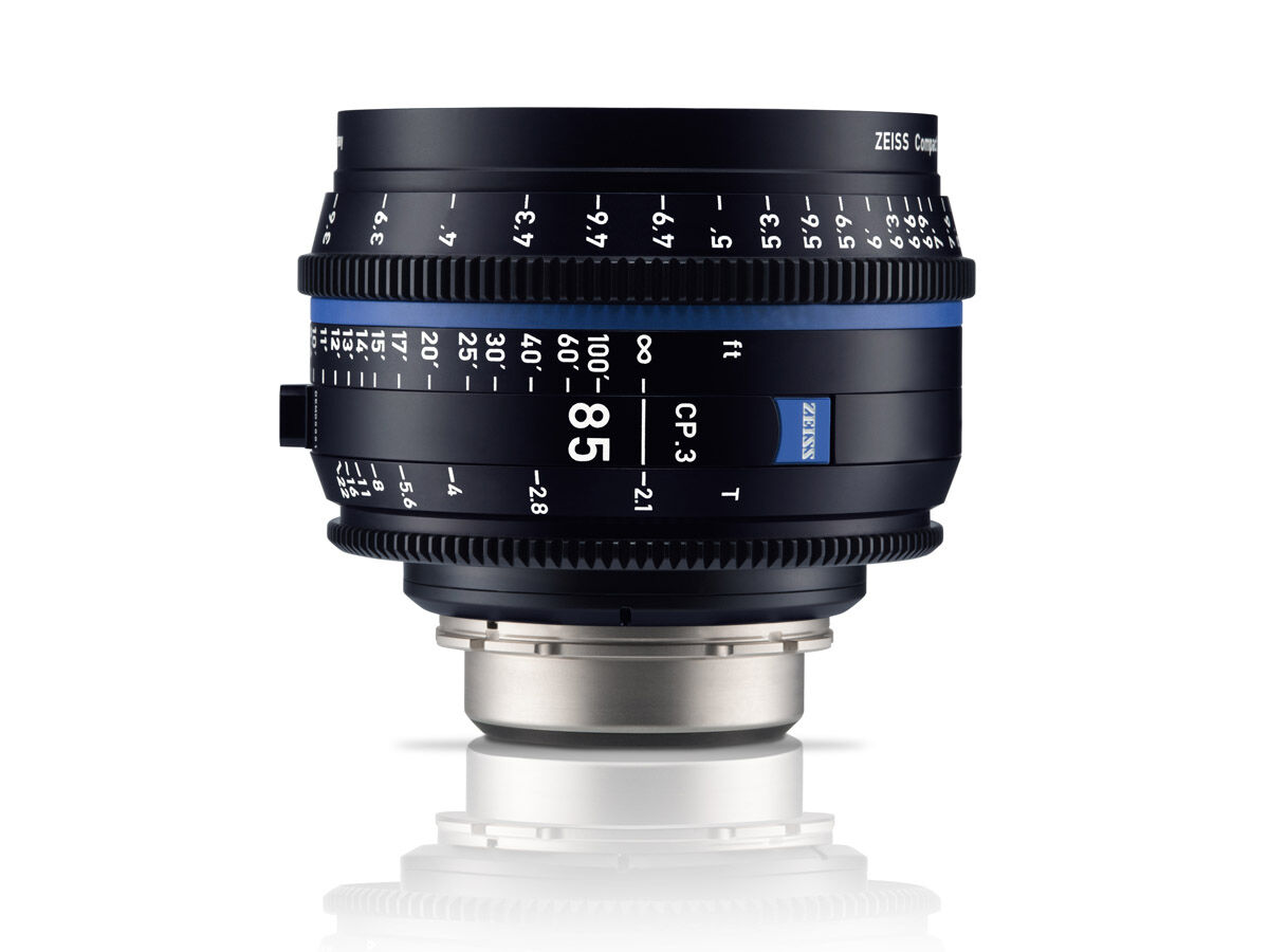 Zeiss Compact Prime CP.3 85mm T2.1 Sony E-mount