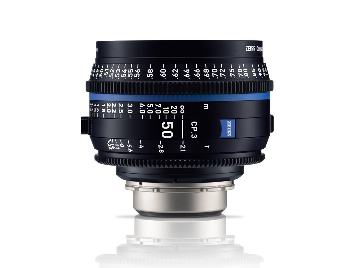 Zeiss Compact Prime CP.3 50mm T2.1 Sony E-mount