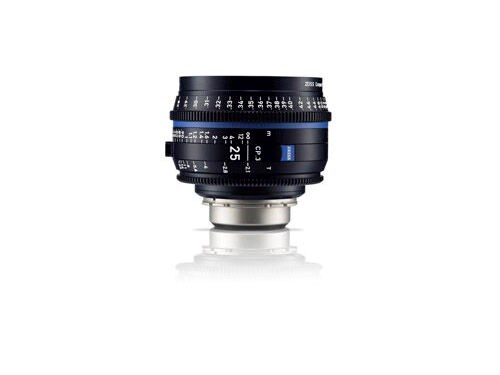 Zeiss Compact Prime CP.3 28mm T2.1 PL-mount
