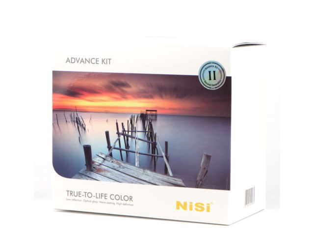 NiSi Filterkit 100 mm Advanced II kit