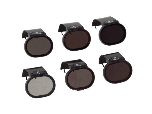 Polar Pro Filter 6-pack (PL/ND8-PL/ND16-PL/ND8/ND16/ND32)