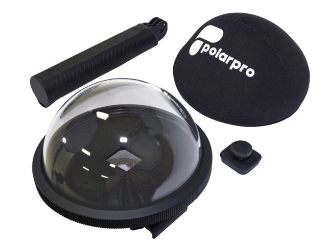 Polar Pro FiftyFifty over/under dome till GoPro Hero 5/6/7
