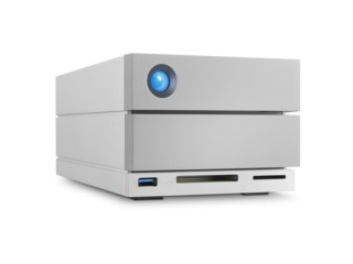 LaCie 2big Thunderbolt 3 20TB USB 3.1