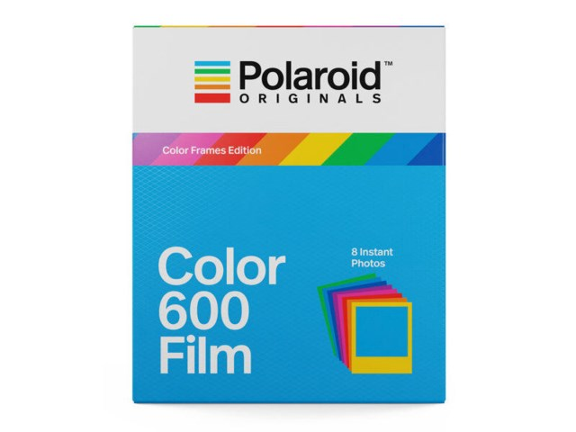 Polaroid Film 600 Color Frame till 600 / I-Type