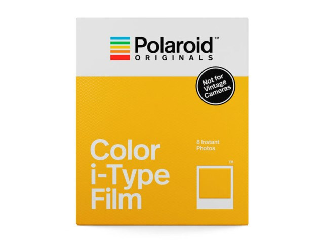 Polaroid Film Color I-Type