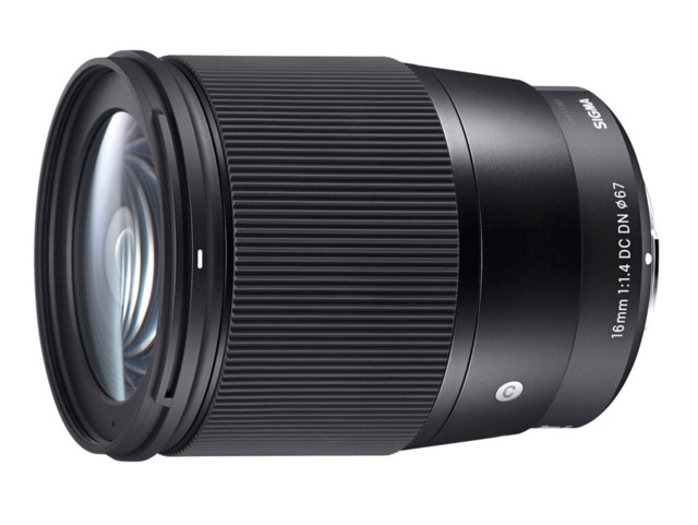 Sigma 16mm f/1,4 DC DN Contemporary / Sony E