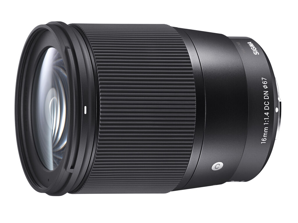 Sigma 16mm f/1,4 DC DN Contemporary till Micro 4/3