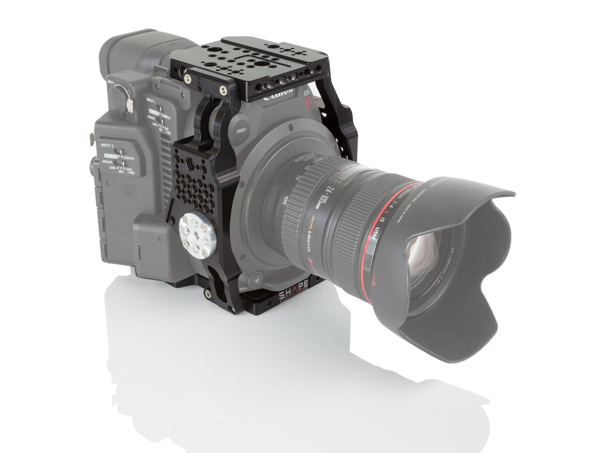 Shape Cage till Canon C200