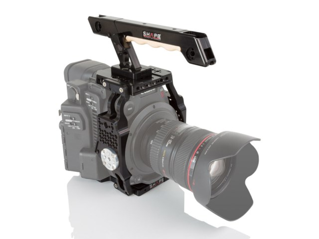 Shape Cage top handle till Canon C200