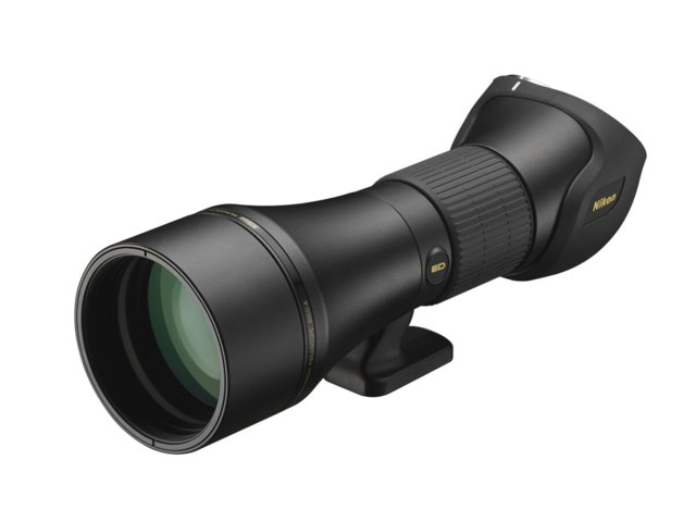 Nikon Tubkikare Fieldscope Monarch 82ED-A vinklad