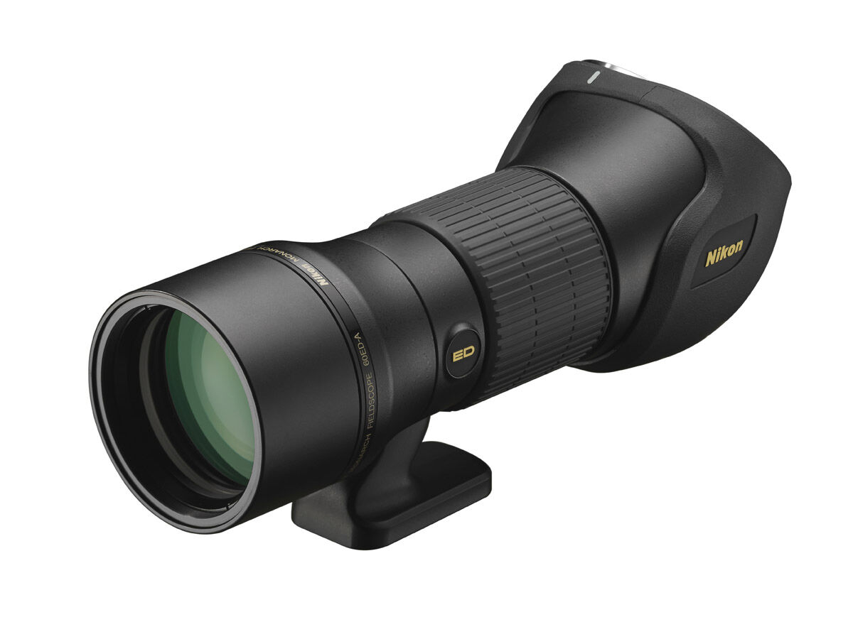 Nikon Tubkikare Fieldscope Monarch 60ED-A vinklad
