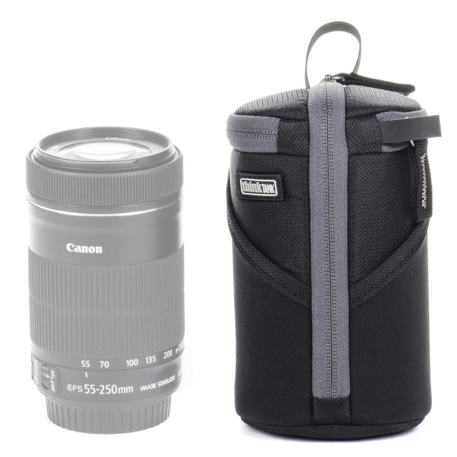 Think Tank laukku Lens Case Duo 10 musta