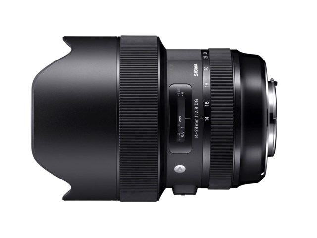 Sigma 14-24mm f/2,8 DG HSM Art Canon