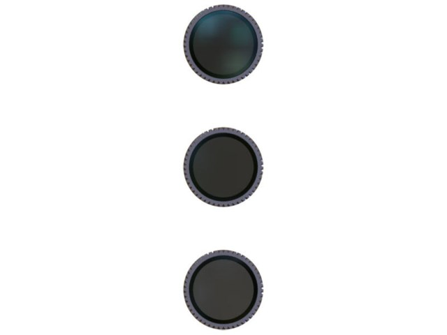 Polar Pro Standard Series filter 3-pack (ND4/ND8/ND16) till