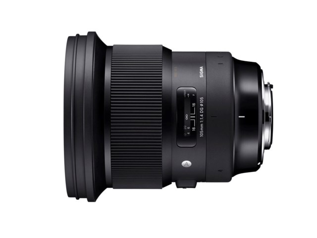 Sigma 105mm f/1,4 DG HSM Art Canon