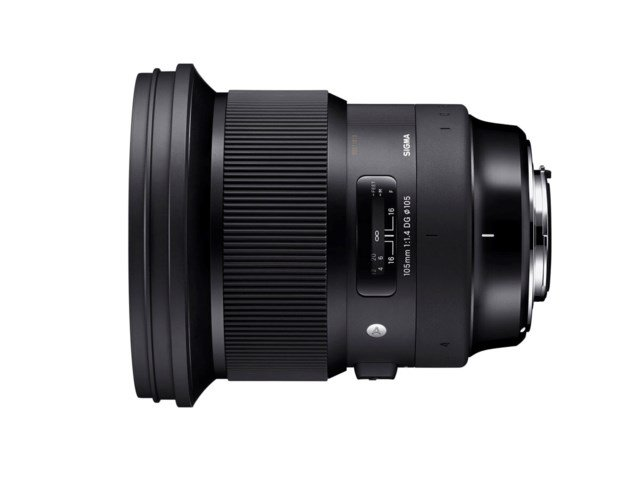 Sigma 105mm f/1,4 DG HSM Art Nikon