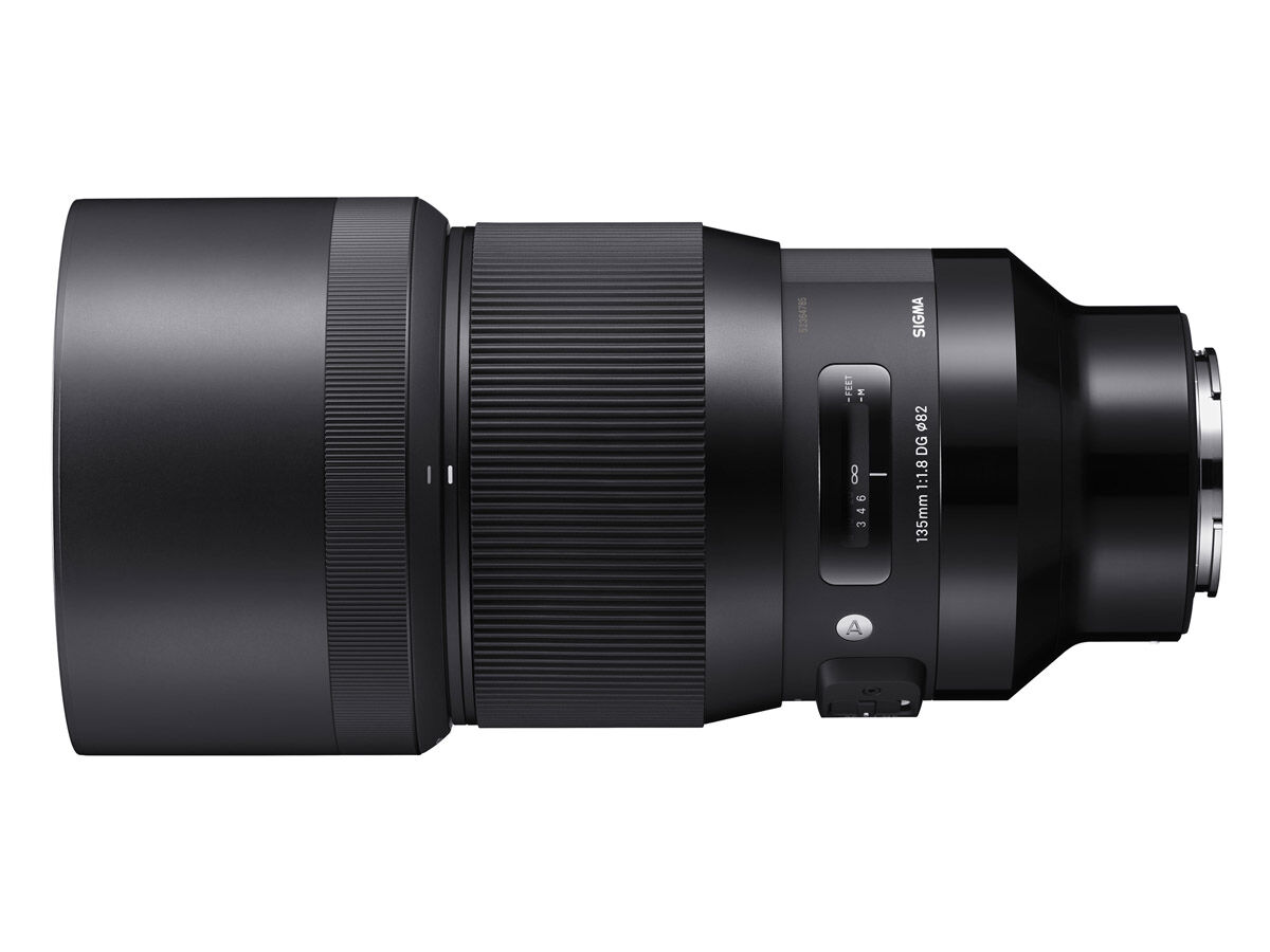 Sigma 135mm f/1,8 DG HSM Art Sony FE