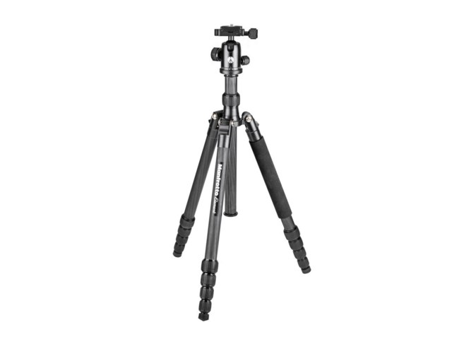 Manfrotto Jalustapaketti Element Stor hiilikuitu