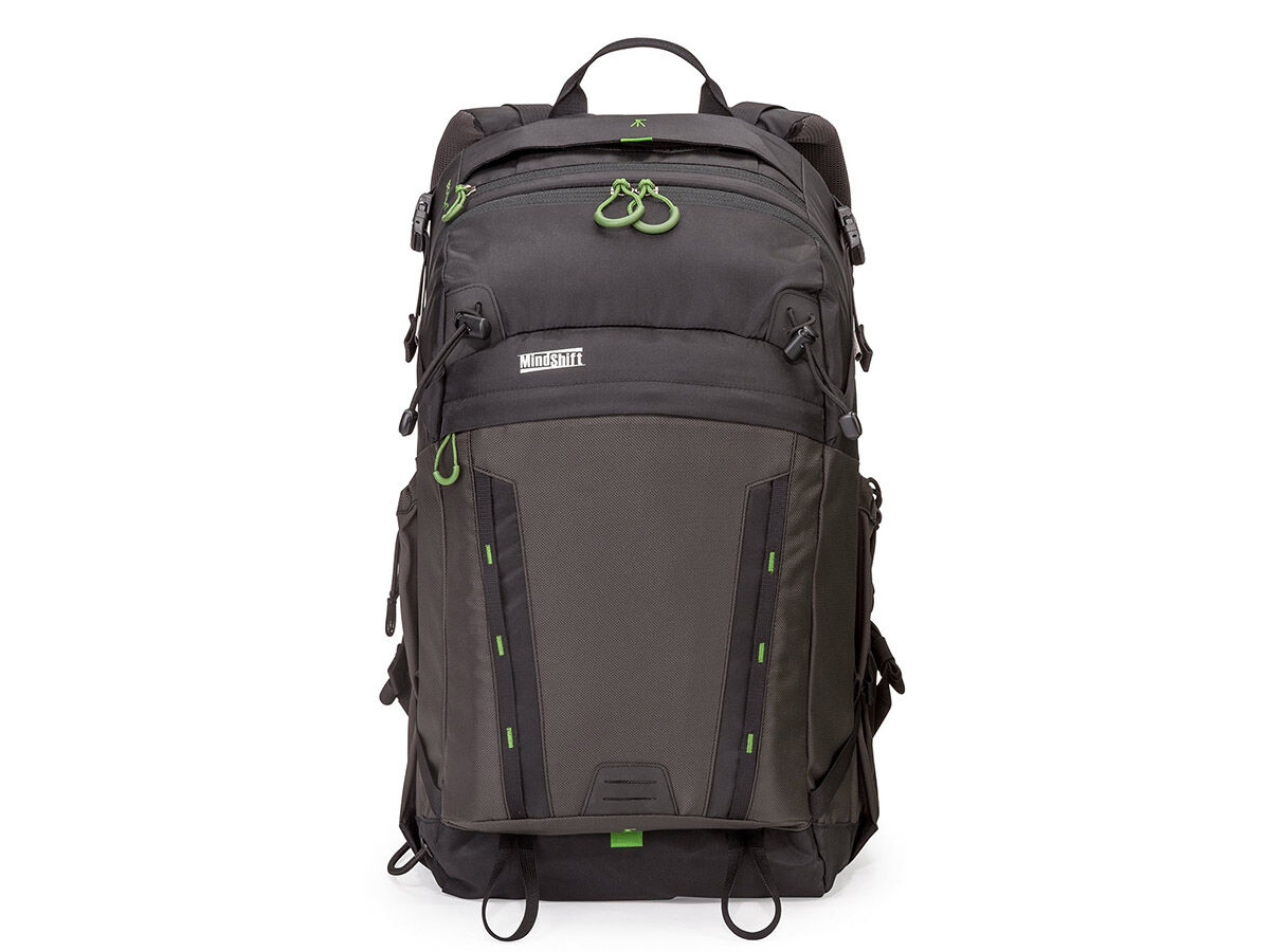 MindShift Gear Kameraryggsäck BackLight 26L Photo Daypack Charcoal