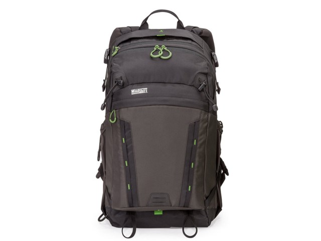 MindShift Gear kamerareppu BackLight 26L Photo Daypack Charcoal