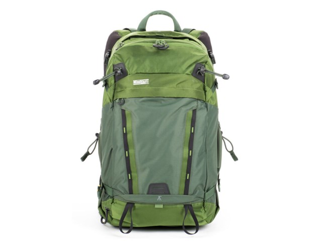 MindShift Gear kamerareppu BackLight 26L Photo Daypack Woodland Green