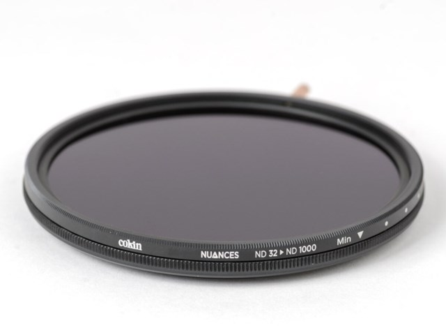 Cokin Variabelt ND-filter NDX 32-1000 58mm (5-10 steg)