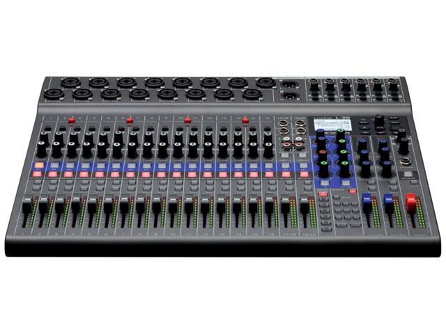 Zoom LIVETRAK L-20 Mixer/Recorder