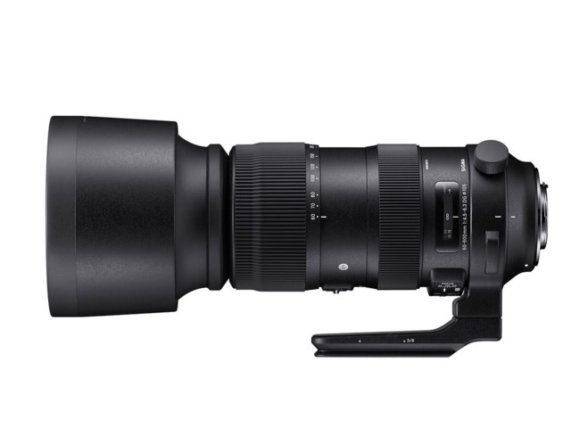 Sigma 60-600mm f/4,5-6,3 DG OS HSM Sport / Canon