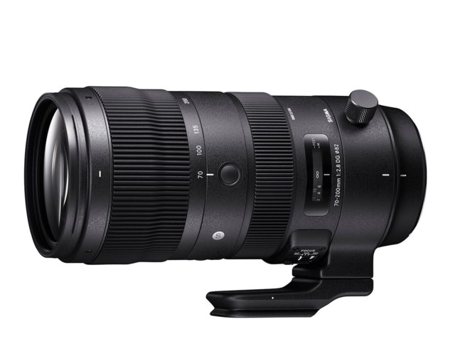 Sigma 70-200mm f/2,8 DG OS HSM Sport / Canon