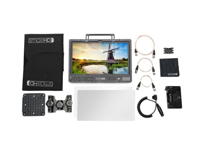 "Small HD LCD-monitor 13"" 1303 HDR Production Monitor kit -"