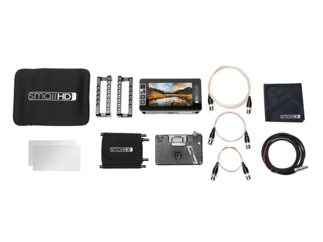 "Small HD LCD-monitor 5"" 503 UltraBright Directors kit"