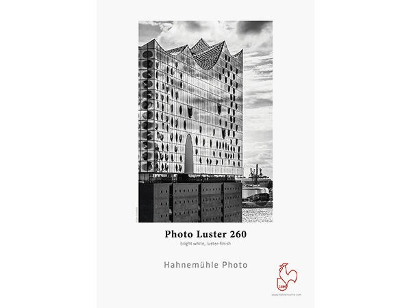 "Hahnemühle Photo Luster rulla 60"" x 30m 260gr"