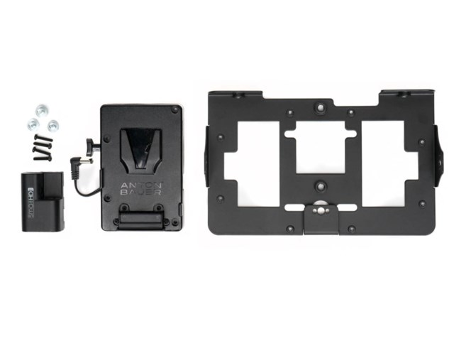 Small HD V-Mount battery bracket / 702 OLED